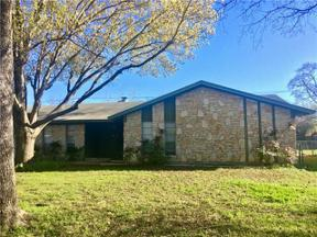 Property for sale at 413  White Wing Way, Round Rock,  Texas 78664