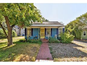 Property for sale at 4703  Ramsey Ave, Austin,  Texas 78756