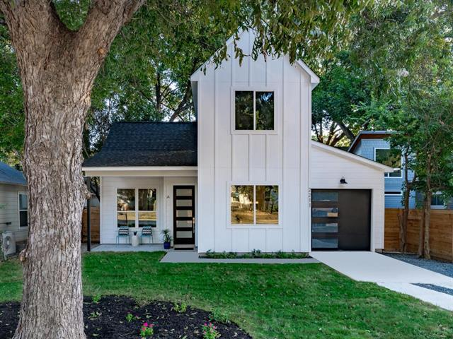 Photo of home for sale at 2211 Garden ST, Austin TX
