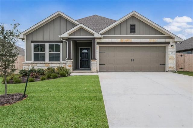 Photo of home for sale at 122 FINLEY ST, Hutto TX