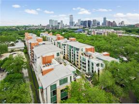 Property for sale at 1600  Barton Springs Rd  #5306, Austin,  Texas 78704