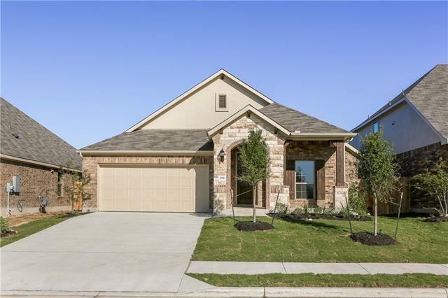 Photo of home for sale at 292 Rough Bark ST, Buda TX