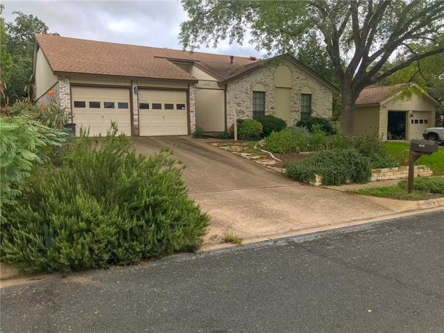 Photo of home for sale at 2806 Jorwoods DR, Austin TX