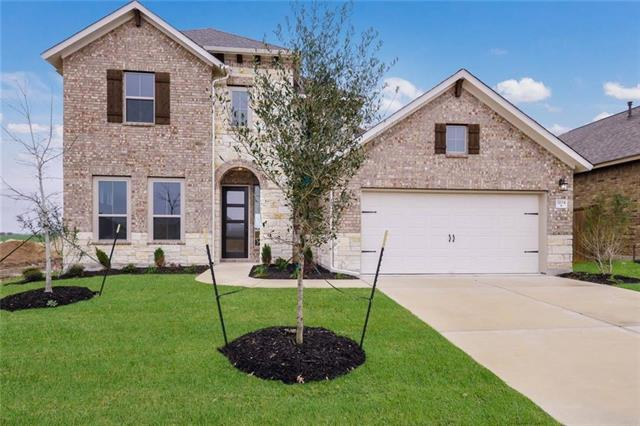 Photo of home for sale at 3204 HIDALGO LOOP, Round Rock TX