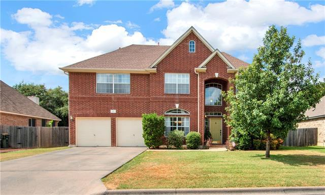 Photo of home for sale at 416 Thunderbay DR, Georgetown TX