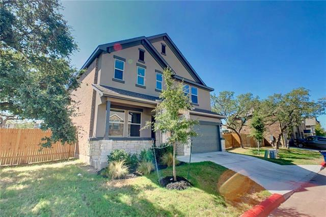 Photo of home for sale at 560 John Muir TRL, Leander TX