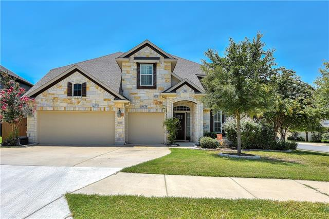 Photo of home for sale at 2103 Monticello CT, Round Rock TX