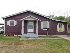Property for sale at 210 5th Street E, Bishop,  Texas 78343