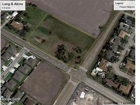 Property for sale at 0 Lang/Akins Dr, Portland,  Texas 78374