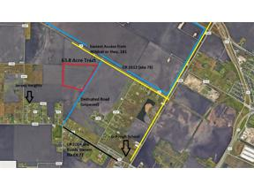 Property for sale at 0000 County Rd 3667 Off CR 1612, Portland,  Texas 78359