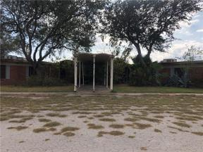 Property for sale at 1201 Gregory St, Taft,  Texas 78390