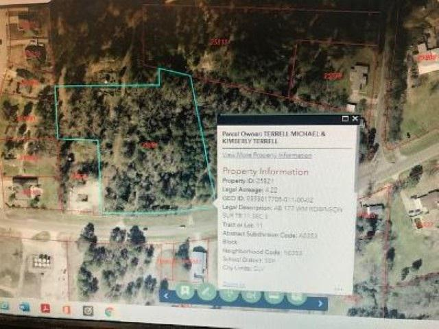 Photo of home for sale at TBD TENNERYVILLE RD, Longview TX