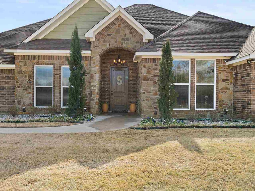 Photo of home for sale at 104 Hidden Falls, Gilmer TX