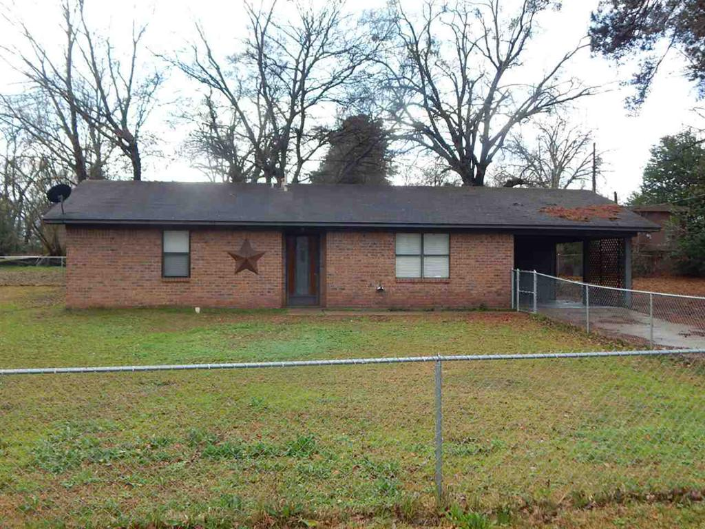 Photo of home for sale at 107 SMITH ST., Gilmer TX