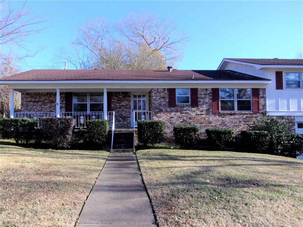Photo of home for sale at 1509 Rayford Rd., Henderson TX