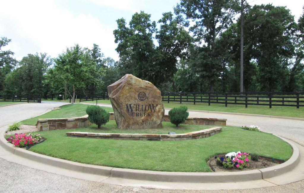 Photo of home for sale at Lot 39 Willow Creek Ranch Rd, Gladewater TX