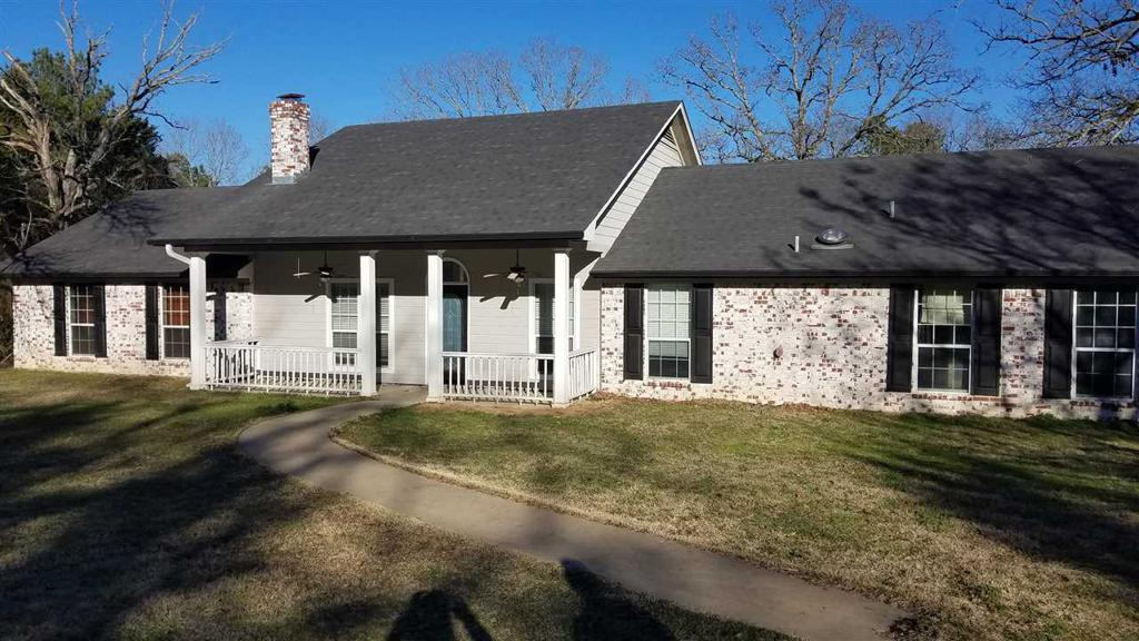 Photo of home for sale at 5395 Bobwhite Rd, Gilmer TX