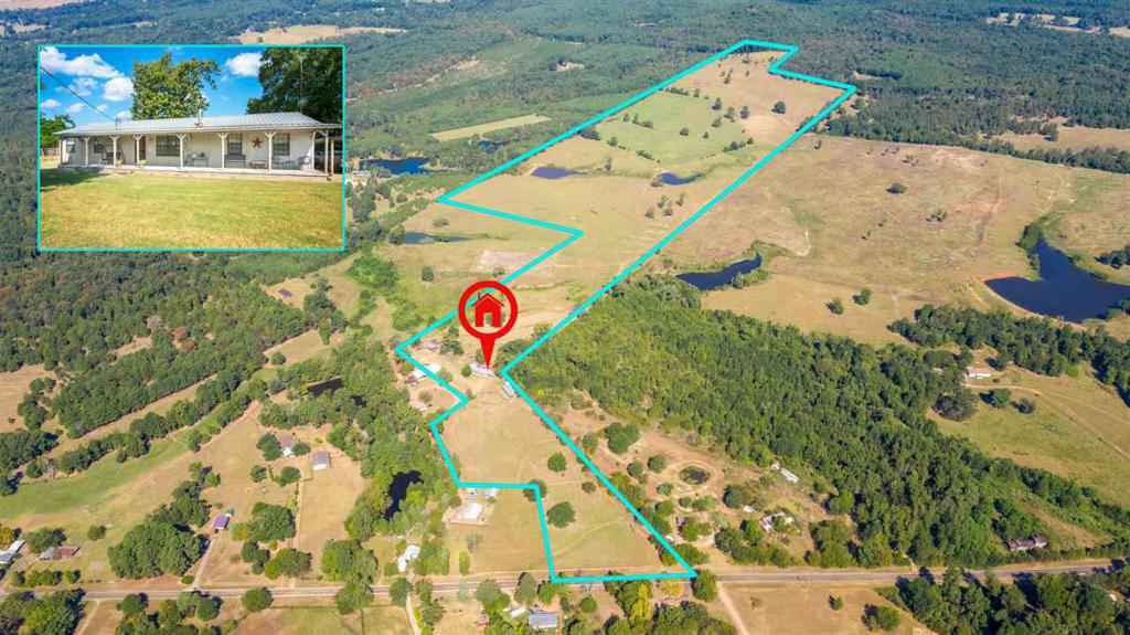 Photo of home for sale at 4537 PR 2301, Gilmer TX