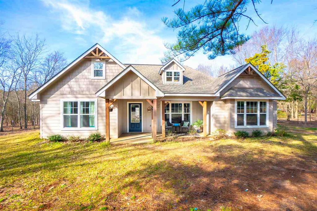Photo of home for sale at 5158 LOOKOUT LANE, Gilmer TX
