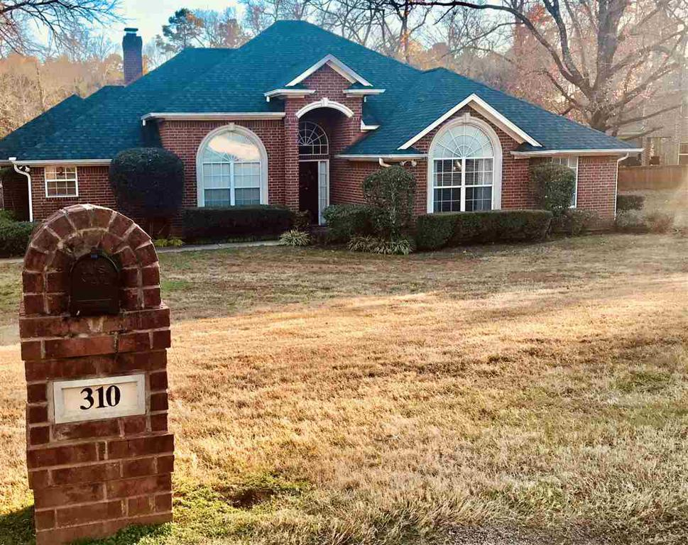 Photo of home for sale at 310 Fox Glove Ln., Longview TX