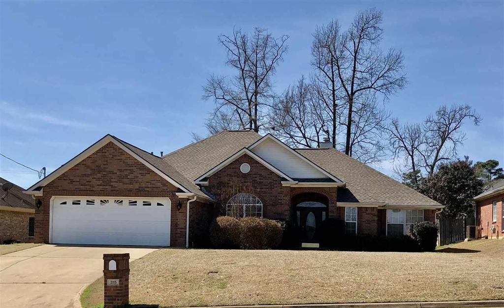 Photo of home for sale at 315 ITHACA DR, Longview TX