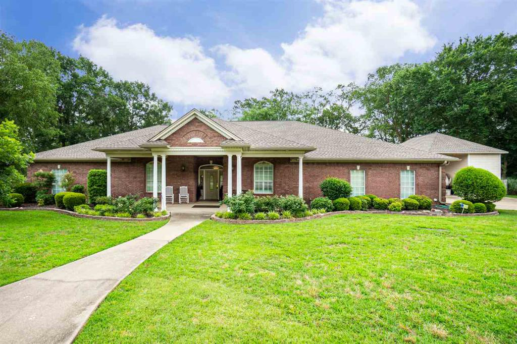 Photo of home for sale at 160 HOLLYBROOK, Gilmer TX
