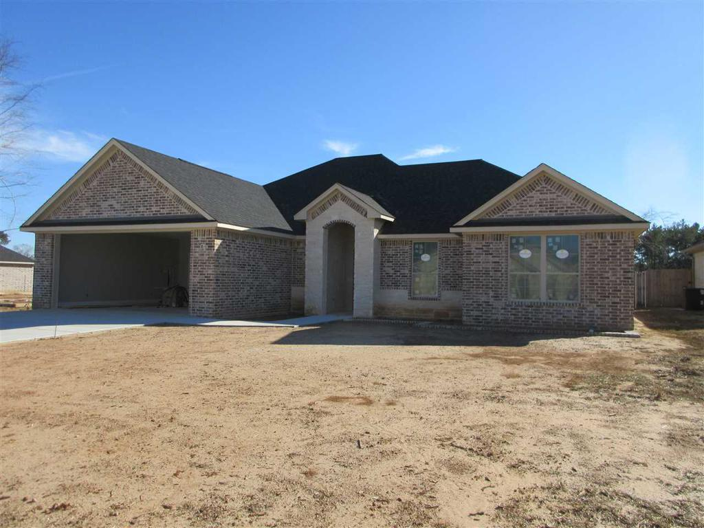 Photo of home for sale at 118 Decoy Ln, Hallsville TX