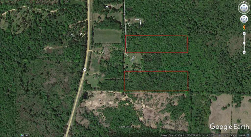 Photo of home for sale at TBD CR 3412, Jefferson TX