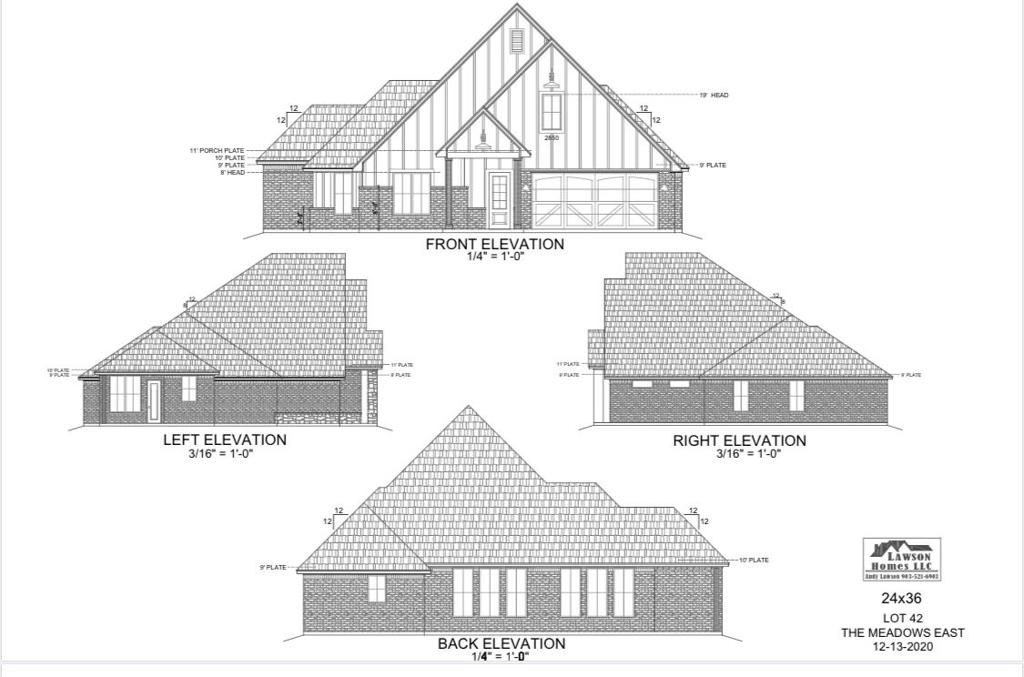 Photo of home for sale at 267 Kaul Lane, Bullard TX