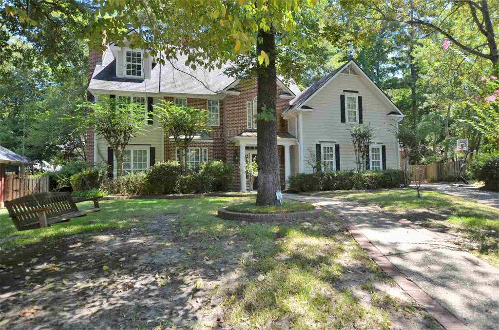 Photo of home for sale at 3618 Trailwood Ct, Tyler TX