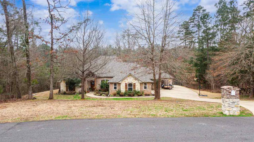 Photo of home for sale at 320 Fox Glove Ln, Longview TX