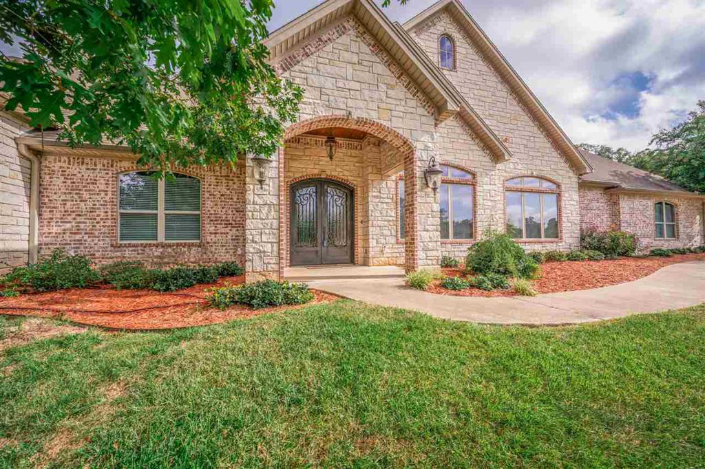 Photo of home for sale at 145 Deer Creek, Hallsville TX