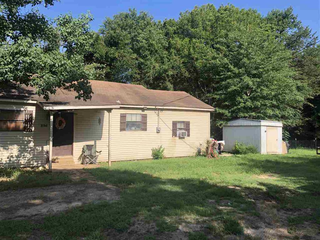 Photo of home for sale at 205 DEPOT STREET, Avinger TX