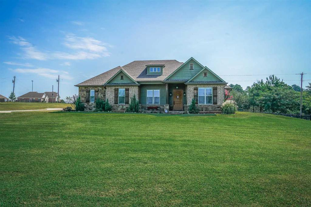Photo of home for sale at 100 INDIGO TRAIL, Gilmer TX