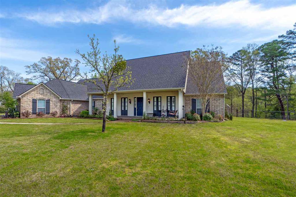 Photo of home for sale at 230 WHISTLER LANE, Hallsville TX
