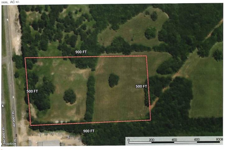 Photo of home for sale at 10.5 +/- acres Loop 281 E, Longview TX