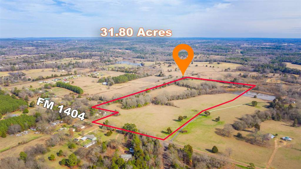 Photo of home for sale at TBD FM 1404, Big Sandy TX