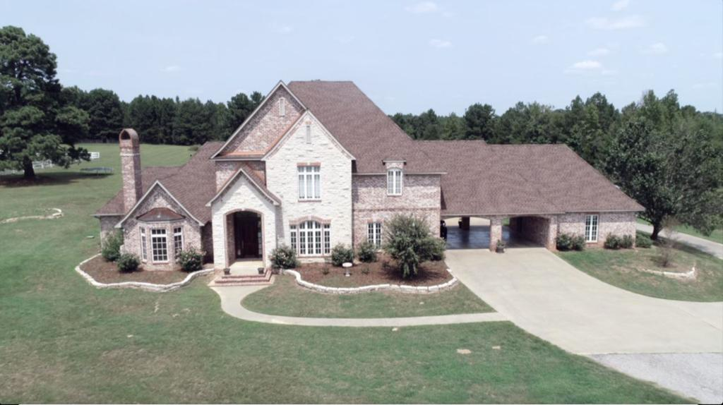 Photo of home for sale at 791 Prospect Rd., Jefferson TX