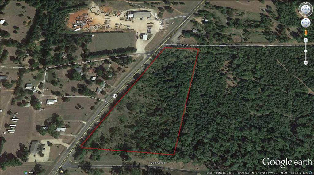 Photo of home for sale at 000 Pinecrest Drive, Marshall TX