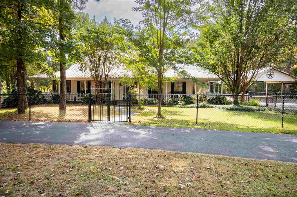 Photo of home for sale at 1495 Harkins Lane, Marshall TX