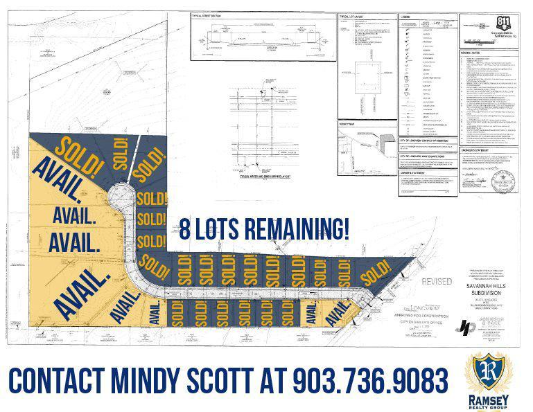 Photo of home for sale at 4229 SAVANNAH HILLS LN, Longview TX
