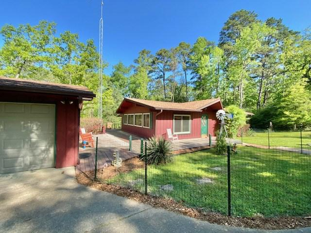 Photo of home for sale at 279 PEACEFUL VALLEY TRAIL, Holly Lake Ranch TX