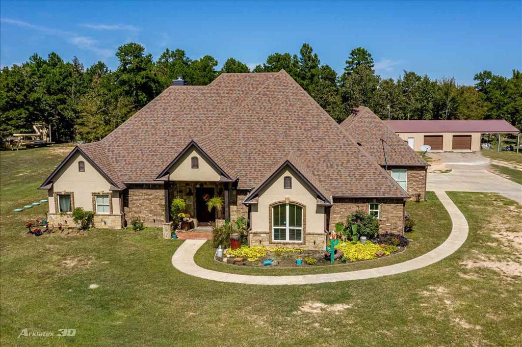 Photo of home for sale at 2727 Goldfinch, Gilmer TX