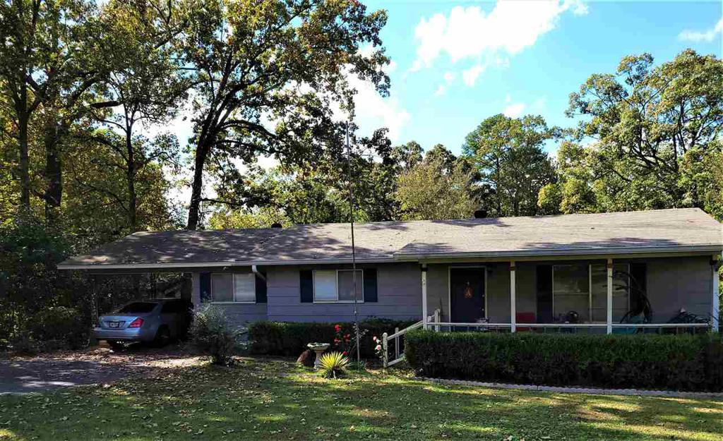 Photo of home for sale at 159 Daniel, Jefferson TX