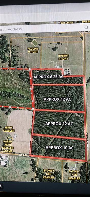 Photo of home for sale at 10 Acres Keasler Rd., Hallsville TX