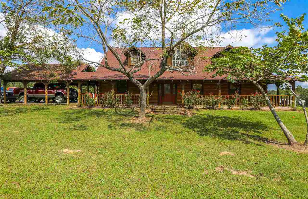 Photo of home for sale at 273 Central School Rd, Hallsville TX