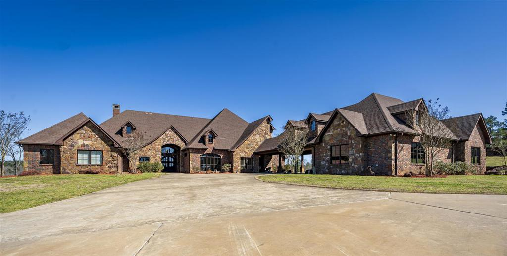 Photo of home for sale at 2051 Airlite Rd., Hallsville TX