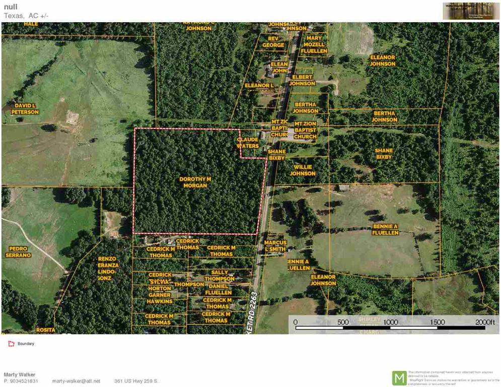 Photo of home for sale at TBD FM 2263, Gilmer TX