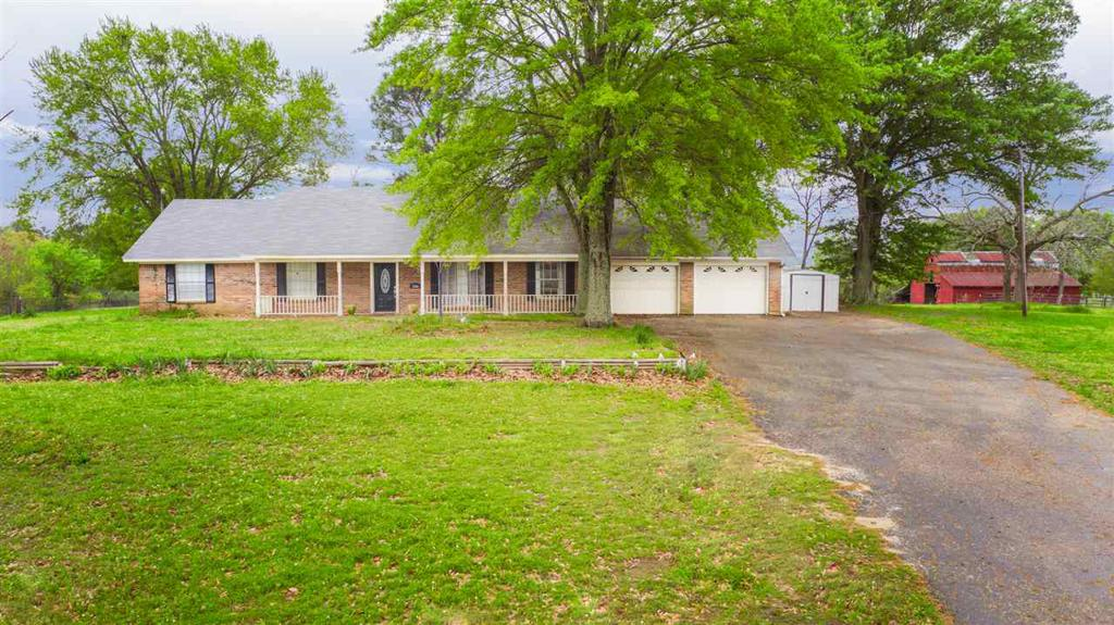 Photo of home for sale at 2866 REDWOOD RD, Gilmer TX