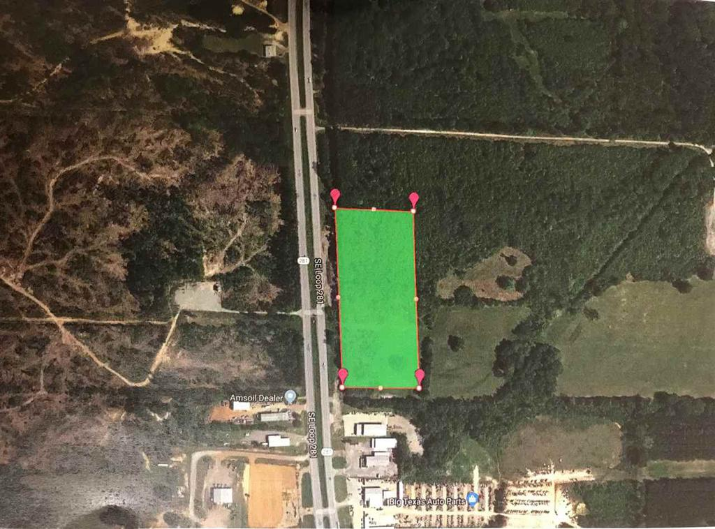 Photo of home for sale at 9.91 acres Loop 281, Longview TX